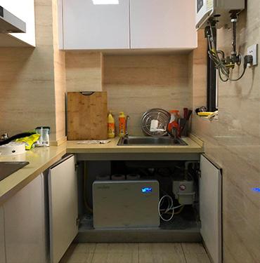 家庭净水机安装规范