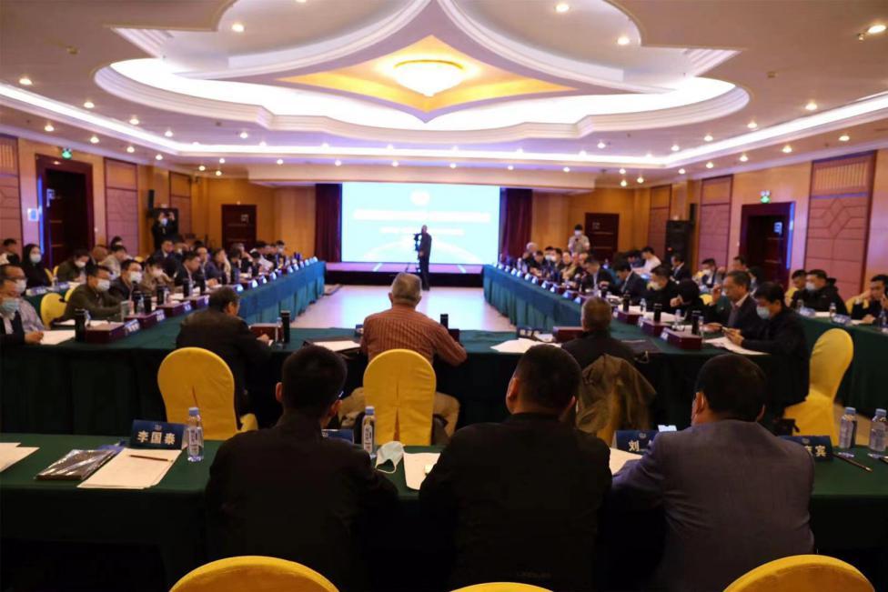 溢爱董事长陈本富先生赴京参与《健康饮用水水质》团体标准审定会